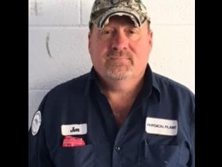 Jim Anderson, SDIRC Plant Operator