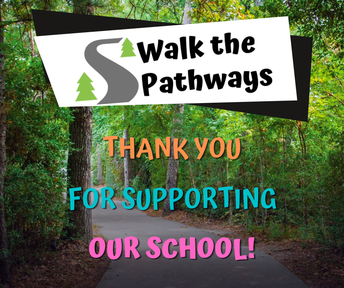 Walk the Pathways- 4th Place!