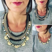 Collette Statement Necklace