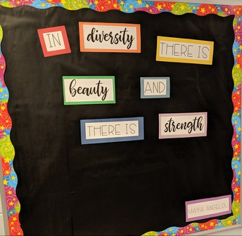 Let's Talk About Race, Equity and Inclusion