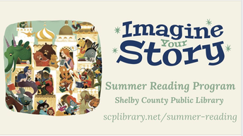 Summer Reading Program at the SC Public Library!