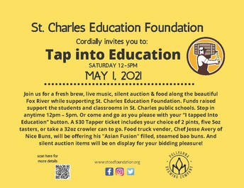 Tap Into Education!