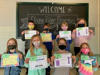 Third Grade Awards
