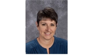 Theresa Hecker - April Teacher of the Month
