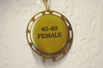 Age Group Medal (back)