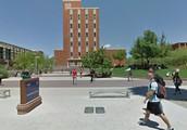 UA Alumni Plaza