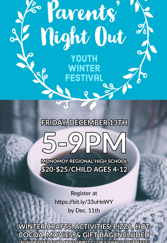 Parent's Night Out // Youth Winter Festival