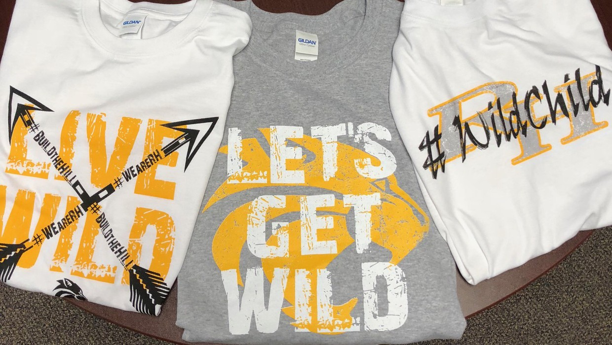 New Wildcat Gear!