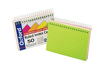 Index Card Notebook