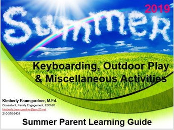 Keyboarding & Outdoor Play