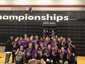 Drumline Takes First At MCCGA Championships