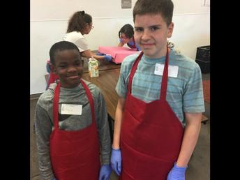 Soup Kitchen volunteers needed: