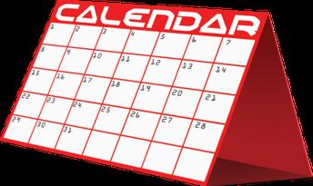 2019-2020 Klein ISD School Calendar