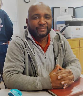 School Counselor Malcolm Jamerson
