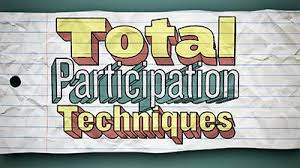 Engaging the Whole Class Using Total Participation Techniques