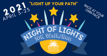 BVEF's Nights of Lights Virtual 10K (new)