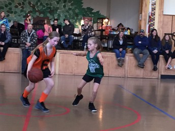 Chester hoops - check out the quality D stance from our hoopster!