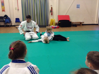 Y1 judo