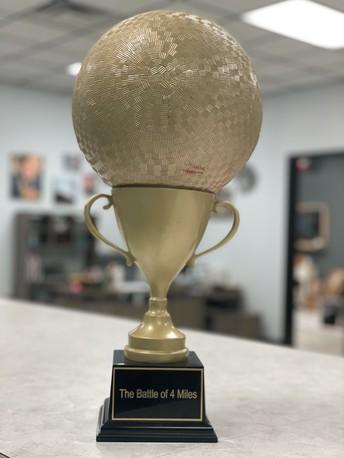 Jaguars Took the Trophy!