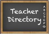 Challenge Teacher Directory