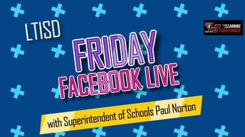 Friday Facebook Live with Paul Norton