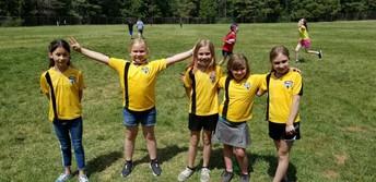 4th Grade Soccer Stars