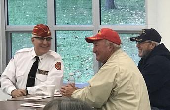 Area Veterans Reminiscing