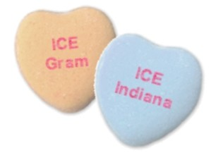 Send a teacher an ICE gram!