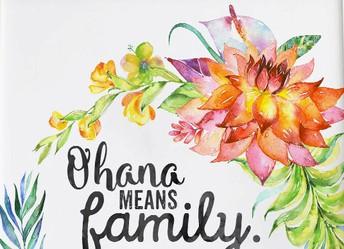 Ohana Calendar