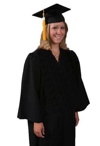 Graduating in May? Walking in the ceremony? You NEED a cap and gown!