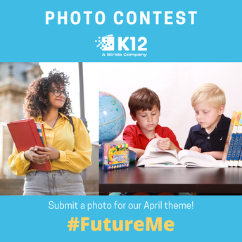 April Photo Contest #FutureME