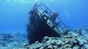 Discovered Shipwrecks