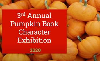 Pumpkin Book Character Exhibition