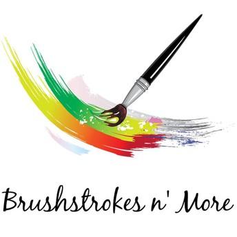 Brushstrokes n' More Fundraiser