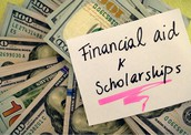 LHS Financial Aid & Scholarship Webpage
