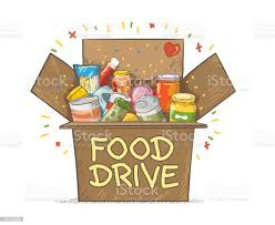 Block that Parking Spot Food Drive at AES