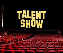 Talent Show is Tomorrow, February 3rd!