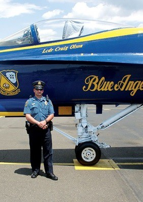 Officer Jeffrey Biggins - United States Air Force