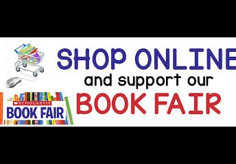 Scholastic Book Fair  Feb. 28th - Mar. 13th 2021