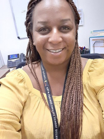 Fiscal Services Staff Member Introduction - Whitney Knight