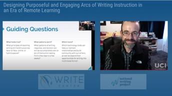 WRITE Center Summer Learning Series for Secondary Teachers- FREE