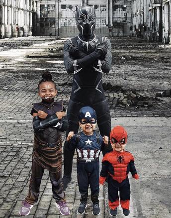 Little Avengers Needed!