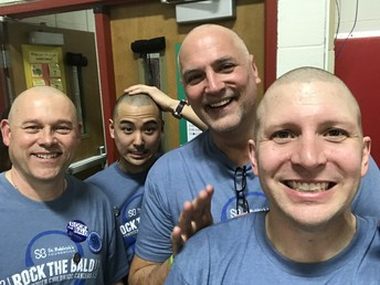 St. Baldrick's Time is Approaching