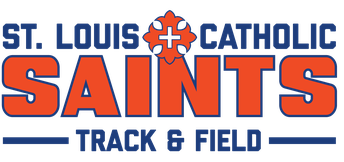 Saints Qualify Most Athletes for State Indoor Track Meet Ever