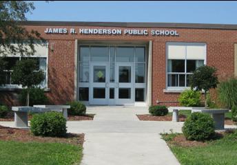 École James R. Henderson Public School