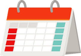 High School Attendance Calendar