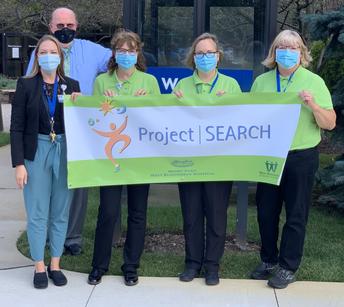 Project SEARCH Celebrates Graduates