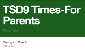 TSD9 Times Parent Edition May 2021