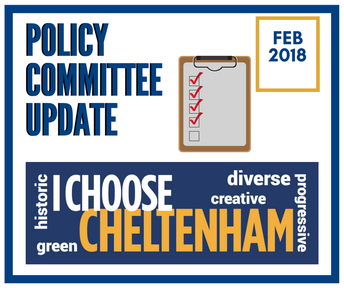 Stay Informed | February Policy Committee Update