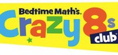Announcing Crazy 8s Math Club!